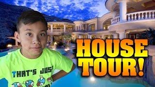 EvanTubeHD HOUSE TOUR!!!