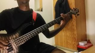Ken Reynolds - Highest Praise / Awesome God (Bass Cover)