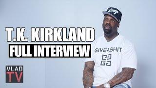 TK Kirkland on Kevin Hart, Nas & Nicki, 21 Savage & Amber (Full Interview)
