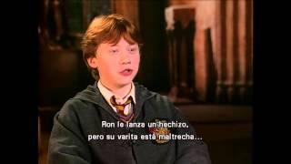 Entrevista con los estudiantes - La Cámara Secreta