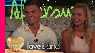 Caroline Chats to Sam and Georgia | Love Island Aftersun