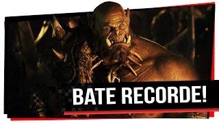 Warcraft bate Record de bilheteria