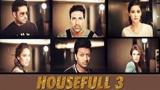 Housefull 3 Official Trailer ft Akshay Kumar, Ritiesh Deshmukh, Abhishek Bachchan Releases