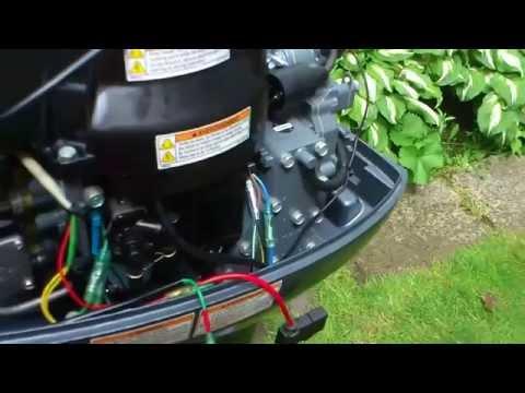 электрика лодочный мотор