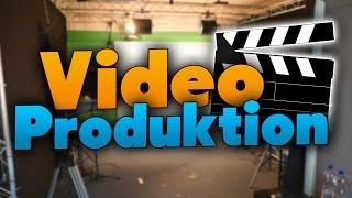 Das YouTube-Studio! - TutorialCenter Behind The Scenes!