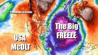 USA & Canada Prepare for the Winter of the Super Freeze