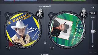 Joan Sebastian cumbias Mix varias canciones