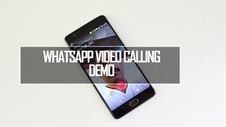 WhatsApp Video Calling - How to get it (APK Download)