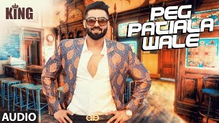 PEG PATIALA WALE: Harsimran (Full Audio Song) King | Prince Saggu | Latest Punjabi Songs
