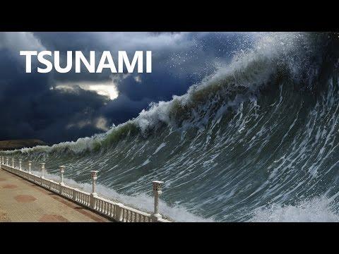 Geography for UPSC CSE IAS Tsunami