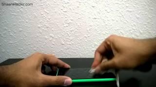 Nokia Lumia 730 and Lumia 735 Knife Test and Key Test