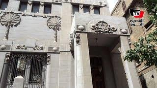تشييع جنازة رئيسة الطائفة اليهودية بمصر