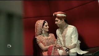 Shamsa + Nabeel - Official Wedding Trailer - Pakistani Wedding
