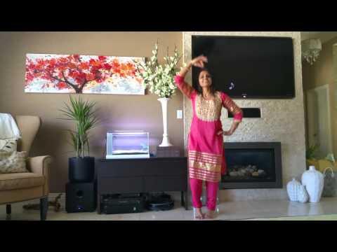 Nidhi baby shower dance