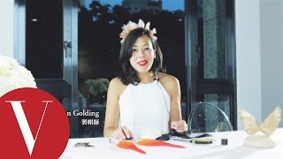 Interview 英國美女製帽師 Awon Golding