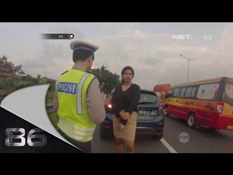 86 - Patroli rutin razia plat nomor cantik - Iptu Restu Indra