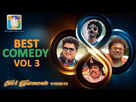 Xxx Mp4 Nonstop Kannada Comedy Scenes VOL 3 Chikkanna Sadhu Kokila Doddanna Comedy Kannada 3gp Sex