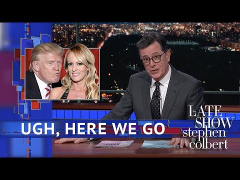 Stormy Daniels Sex With Trump Was Textbook Generic