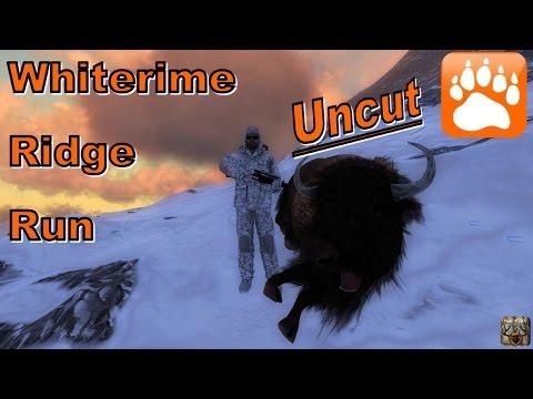 Uncut Whiterime Ridge Run | theHunter 2017