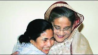 একে অন্যকে রান্না করে খাওয়াতে চান!!!! হাসিনা-মমতা Hasina and Mamata will cook for each other