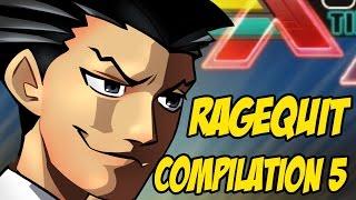UMvC3 - Ragequit Compilation 5