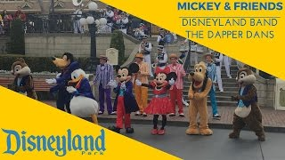 Mickey & Pals with The Disneyland Band and The Dapper Dans