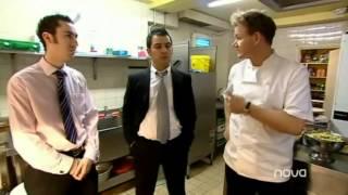 Pesadilla en la Cocina UK 2x02 Español