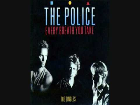 The Police - Walking on the Moon Video Clip