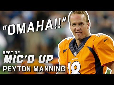 Omaha Best of Peyton Manning Mic d Up