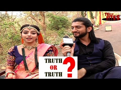 What's the MEANEST thing these two have done?? Truth Or Truth | Omkara and Gauri |