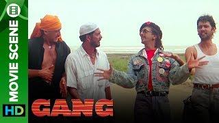 Gangs of Bollywood 1990 | Jackie Shroff, Nana Patekar, Kumar Gaurav & Jaaved Jaffrey