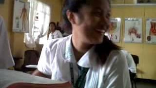 Pang-asar na kanta ni Camille (4th Year Einstein SY 2011-12)