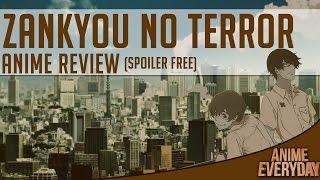 Zankyou No Terror Anime Review - AnimeEveryday Anime Reviews