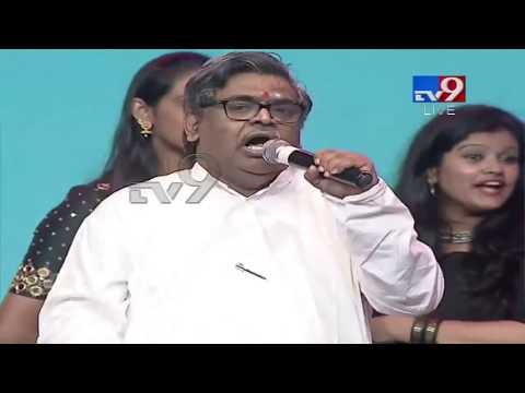 Xxx Mp4 Sirivennela Seetharama Sastry Praises Jr NTR At Aravinda Sametha Pre Release TV9 3gp Sex