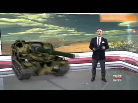 TGRT Haber'den 3D haber sunumu!   Gündem Haberleri