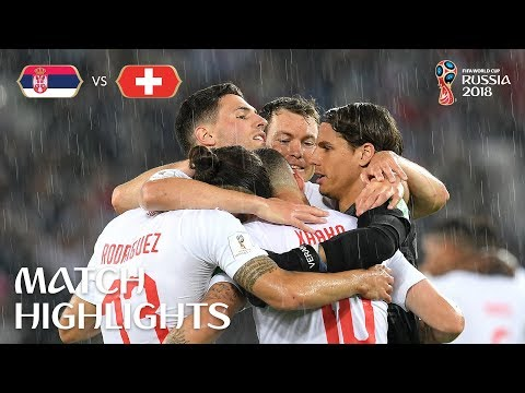 Xxx Mp4 Serbia V Switzerland 2018 FIFA World Cup Russia™ Match 26 3gp Sex