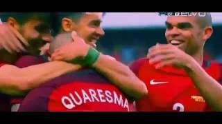 Quaresma ve Ronaldo Portekiz'i uçurdu: 7 - 0