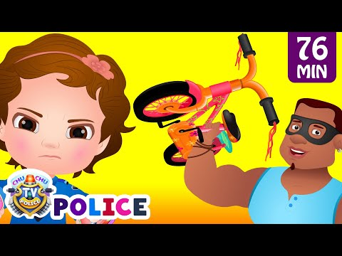 Xxx Mp4 ChuChu TV Police Save The Bicycles Of The Kids From Bad Guys ChuChu TV Surprise Kids Videos 3gp Sex