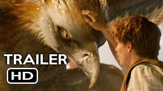 Fantastic Beasts and Where to Find Them Blu-Ray Trailer (2016) J.K. Rowling Fantasy Movie HD