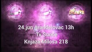 PROMO // Audicije za Pinkove Zvezde, Pinkove Zvezdice i Ja imam talenat - 23.06.2017.