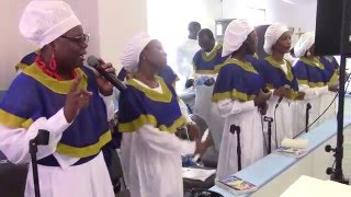 Ultimate Choir- Ilerioluwa Parish