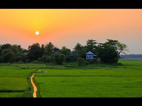 ржЖржорж╛ржжрзЗрж░ ржЧрзНрж░рж╛ржо (ржЖрж▓рзАржкрзБрж░)  An Aerial Video of our Beautiful Village in Bangladesh. DJI Phantom 3 ЁЯСНЁЯЪБтЬМЁЯШБ
