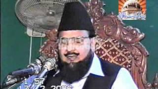 syed shabbir hussain shah hafizabadi shaheed zinda hai part #1