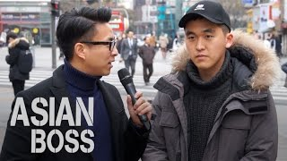 Do Koreans Think America Is No. 1 (America vs China) | ASIAN BOSS