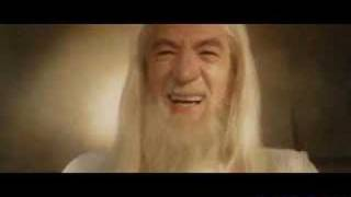 Lord of the Rings funny voices