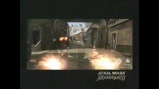 Star Wars Jedi Power Battles Official Trailer (1999, LucasArts)