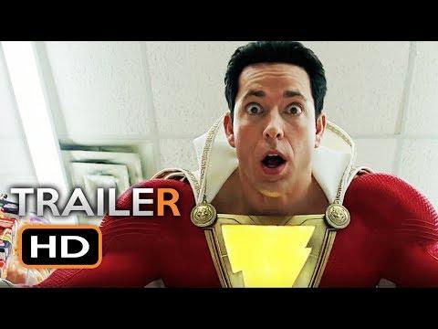 Xxx Mp4 SHAZAM Official Trailer 2019 DC Superhero Movie HD 3gp Sex