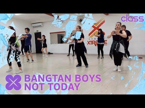 BTS - Not Today | K4D Project Dance Class