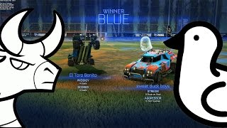 Rocket League with friends! Get involved!