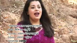 Tagore's song - Megher kole rod
